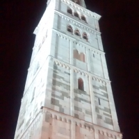 Ghirlandina by night - Clarkfor - Modena (MO)