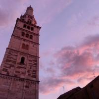 Ghirlandina tramonto - Simona Bergami - Modena (MO)