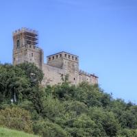 Castello di Montecuccolo dopo il terremoto - Diego Bonacina - Pavullo nel Frignano (MO)