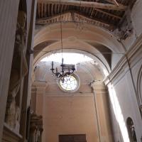 Volta navata centrale terremoto 20-05-2012, Oratorio di Santa Croce - San Felice sul Panaro - Mimmo Ferrari - San Felice sul Panaro (MO)