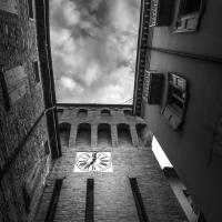 Dettaglio ingresso Rocca - Lara zanarini - Vignola (MO)