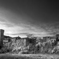 Rocca di Vignola infrared - Lara zanarini - Vignola (MO)