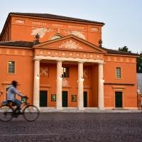 A teatro in bici - Nike33 - Carpi (MO)