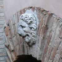 Mascherone protome leone - Stefania Spaggiari - Fiorano Modenese (MO)