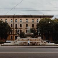 Modena, Fontana dei Due Fiumi - Acnaibinidrat - Modena (MO)