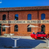MEF - Museo Enzo Ferrari - Angelo nacchio - Modena (MO)