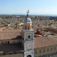 Il Palazzo Comunale dalla Torre Civica - Clawsb - Modena (MO)