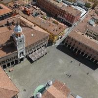 Piazza Grande dalla Torre Ghirlandina - Pibi1967 - Modena (MO)