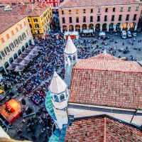 Piazza Grande durante il Festival della Filosofia - Angelo nacchio - Modena (MO)