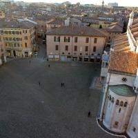 Piazza Grande dalla torre del Palazzo Comunale - Pibi1967 - Modena (MO)
