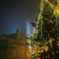 Piazza Grande durante il periodo natalizio - Angelo nacchio - Modena (MO)