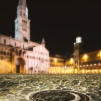 Torre Ghirlandina Modena di notte - Lara zanarini - Modena (MO)