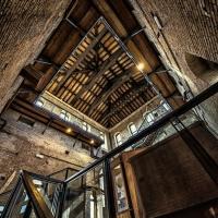L'interno della Torre dei Bolognesi - Giovanna molinari - Nonantola (MO)