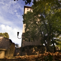 Torre dei Bolognesi in veste autunnale - Frafuzzy - Nonantola (MO)