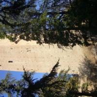 Vista dal parco posteriore all'ingresso - 52AttilioRighi - Nonantola (MO)