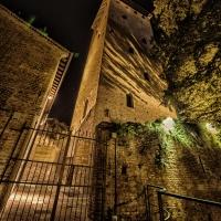 Torre dei Bolognesi - notturno - Giovanna molinari - Nonantola (MO)