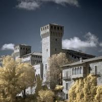 Rocca di Vignola Infrarosso - Lara zanarini - Vignola (MO)