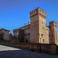 La Rocca di Vignola da Piazza dei Contrari - Luca Nacchio - Vignola (MO)