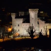 La Rocca di Vignola vista da Savignano Alto - Franco baldaccini - Vignola (MO)