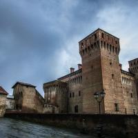 La Rocca di Vignola dopo il temporale - Angelo nacchio - Vignola (MO)