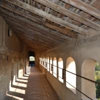Castello di Vignola, camminamento di ronda - Cinzia Malaguti - Vignola (MO)