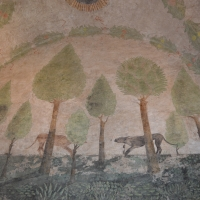Vignola, il Castello, decorazioni piano nobile - Cinzia Malaguti - Vignola (MO)