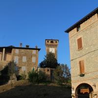 Parte del castello di Levizzano - Franchinidiletta - Castelvetro di Modena (MO)