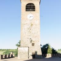 Castelvetro torre dell'orologio - Elisabetta Bignami - Castelvetro di Modena (MO)