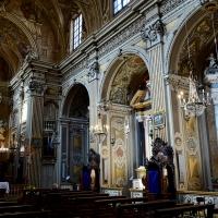 Modena SanBarnaba interno navata destra - Giorgio Ingrami - Modena (MO)