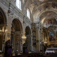Modena SanBarnaba interno navata sinistra - Giorgio Ingrami - Modena (MO)