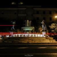 Fontana dei due fiumi in Largo Garibaldi - Luca Nacchio - Modena (MO)