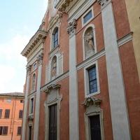 Modena Chiesa di San Bartolomeo esterno - Giorgio Ingrami - Modena (MO)