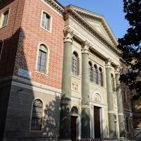 Modena Sinagoga Esterno 2 - Giorgio Ingrami - Modena (MO)