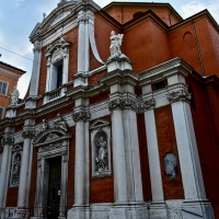 Modena Chiesa di San Giorgio Esterno - Giorgio Ingrami - Modena (MO)