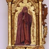 Angelo e bartolomeo degli erri, polittico dell'ospedale della morte, 1462-66, 02 madonna dolente - Sailko - Modena (MO)
