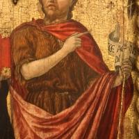 Angelo e bartolomeo degli erri, polittico dell'ospedale della morte, 1462-66, 06 giovanni battista - Sailko - Modena (MO)