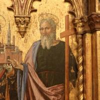 Angelo e bartolomeo degli erri, polittico dell'ospedale della morte, 1462-66, 09 andrea - Sailko - Modena (MO)