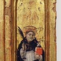 Angelo e bartolomeo degli erri, polittico dell'ospedale della morte, 1462-66, 11 pietro martire - Sailko - Modena (MO)