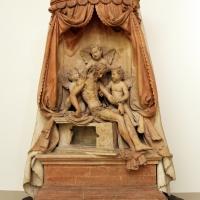 Antonio begarelli, compianto sul cristo morto, post 1534 - Sailko - Modena (MO)