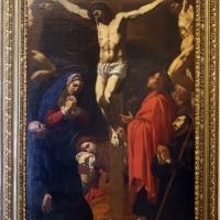 Antonio circignani detto il pomarancio, crocifissione coi ss. francesco saverio e ignazio di loyola, 1620-21 - Sailko - Modena (MO)