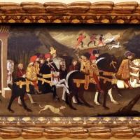 Apollonio di giovanni, novella di griselda, 1440 ca. 01 - Sailko - Modena (MO)