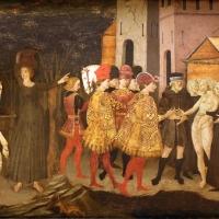 Apollonio di giovanni, novella di griselda, 1440 ca. 05 - Sailko - Modena (MO)