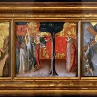Arcangelo di cola da camerino, predella, 1430-35 ca. 01 - Sailko - Modena (MO)