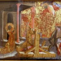 Arcangelo di cola da camerino, predella, 1430-35 ca. 02 martirio di s. caterina d'alessandria - Sailko - Modena (MO)