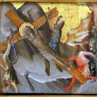 Arcangelo di cola da camerino, predella, 1430-35 ca. 05 martirio di sant'andrea - Sailko - Modena (MO)