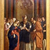 Bartolomeo gennari, sposalizio della vergine, 1643-45 ca - Sailko - Modena (MO)