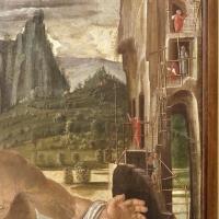 Bernardo parentino, cristo portacroce tra i ss. girolamo e agostino, 1492-96 ca. 05 eremitaggio - Sailko - Modena (MO)
