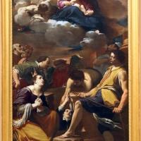 Carlo bononi, miracolo della madonna del carmelo, 1624-27 - Sailko - Modena (MO)