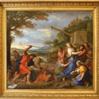 Charles lebrun, mosé difende le figlie di jetro, 1687 - Sailko - Modena (MO)