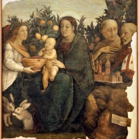 Correggio, madonna dei limoni, 1511, 01 - Sailko - Modena (MO)